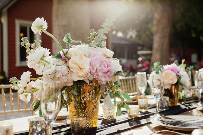 Matrimonio Rustico Elegante : Una boda de aire rústico con toques elegante negro